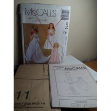 McCalls Sewing Pattern 4285