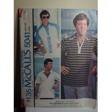 McCalls Sewing Pattern 5041