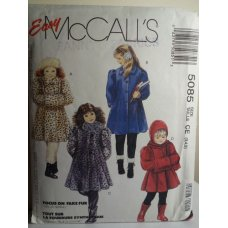 McCalls Sewing Pattern 5085