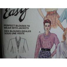 McCalls Sewing Pattern 5296
