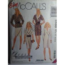 McCalls Sewing Pattern 5488