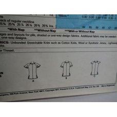 McCalls Sewing Pattern 5616