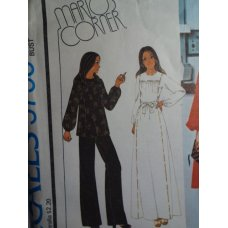 McCalls Sewing Pattern 5799