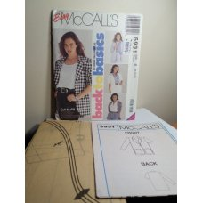 McCalls Sewing Pattern 5931