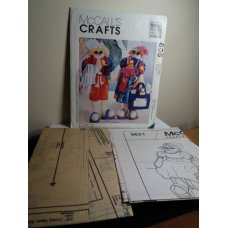 McCalls Sewing Pattern 606