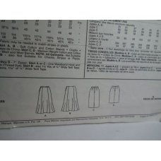 McCalls Sewing Pattern 6151