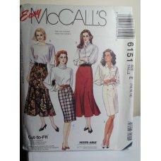McCalls Sewing Pattern 6151