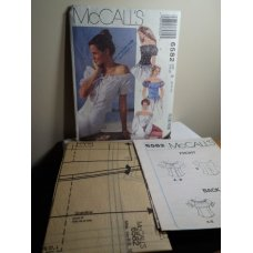 McCalls Sewing Pattern 6582