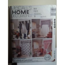 McCalls Sewing Pattern 6609