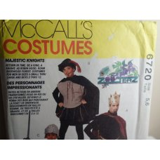 McCalls Sewing Pattern 6720