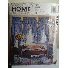 McCalls Sewing Pattern 6727