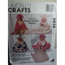 McCalls Sewing Pattern 6839