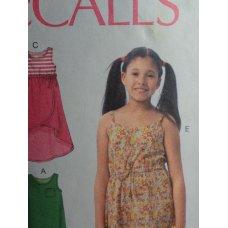 McCalls Sewing Pattern 6948