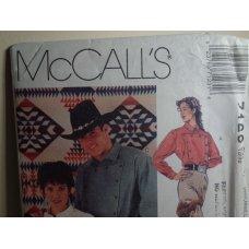 McCalls Sewing Pattern 7123