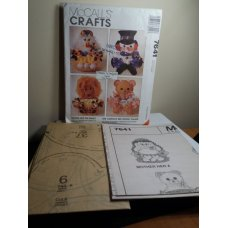 McCalls Sewing Pattern 7641