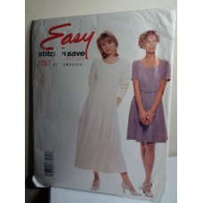 McCalls Sewing Pattern 7757