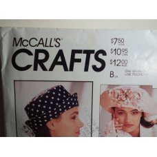 McCalls Sewing Pattern 776