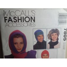 McCalls Sewing Pattern 7805