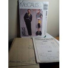 McCalls Sewing Pattern 8095