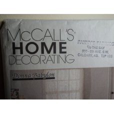 McCalls Sewing Pattern 8704