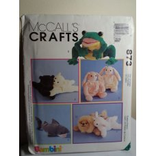 McCalls Sewing Pattern 873