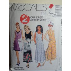 McCalls Sewing Pattern 8808