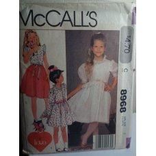 McCalls Sewing Pattern 8968