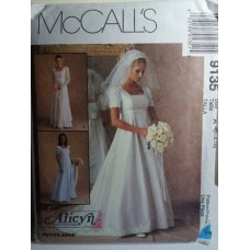 McCalls Sewing Pattern 9135