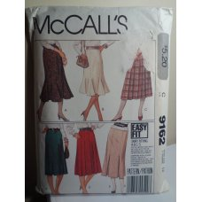 McCalls Sewing Pattern 9162