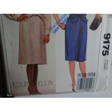 McCalls Sewing Pattern 9175