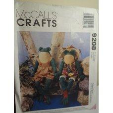 McCalls Sewing Pattern 9208