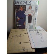 McCalls Sewing Pattern 9241