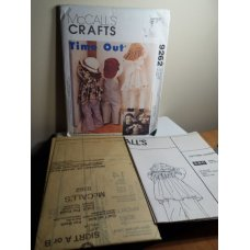 McCalls Sewing Pattern 9262