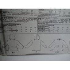 McCalls Sewing Pattern 9581
