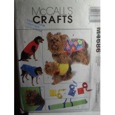 McCalls Sewing Pattern M4686