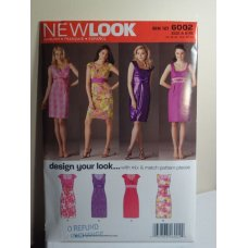 NEW LOOK Sewing Pattern 6002