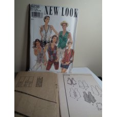 NEW LOOK Sewing Pattern 6238