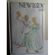 NEW LOOK Sewing Pattern 6309
