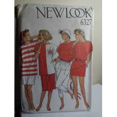 NEW LOOK Sewing Pattern 6327