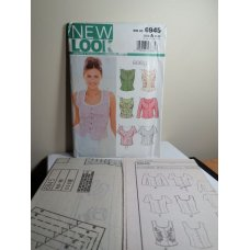 NEW LOOK Sewing Pattern 6945