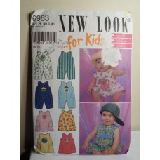 NEW LOOK Sewing Pattern 6983