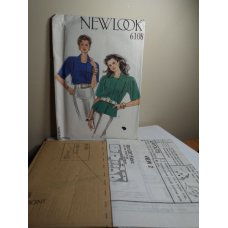 NEW LOOK Sewing Pattern 6108