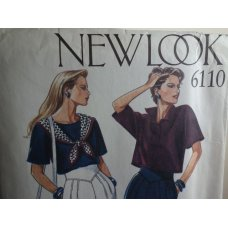 NEW LOOK Sewing Pattern 6110