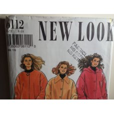 NEW LOOK Sewing Pattern 6112