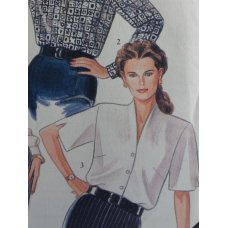 NEW LOOK Sewing Pattern 6134