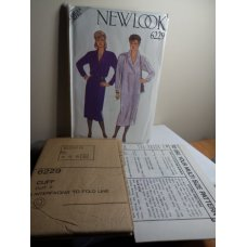 NEW LOOK Sewing Pattern 6229