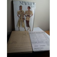 NEW LOOK Sewing Pattern 6248
