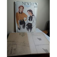 NEW LOOK Sewing Pattern 6450