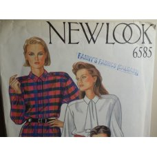 NEW LOOK Sewing Pattern 6585