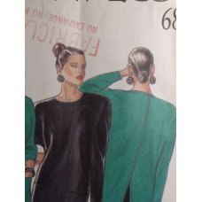 NEW LOOK Sewing Pattern 6848